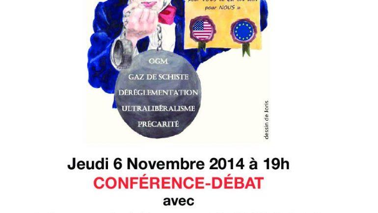 Conférence TAFTA