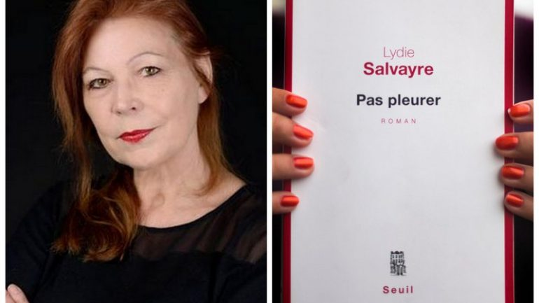 Lydie Salvayre Pas pleurer montage