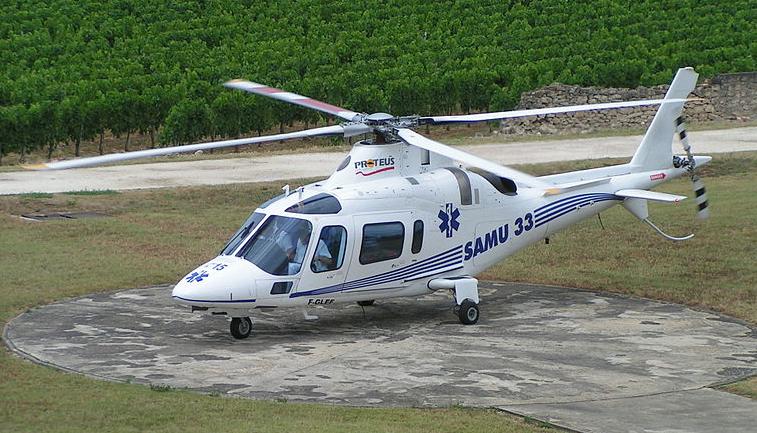 Un Agusta A109