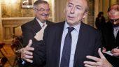 Michel Mercier et Gérard Collomb annoncent les contours financiers de la création de la métropole