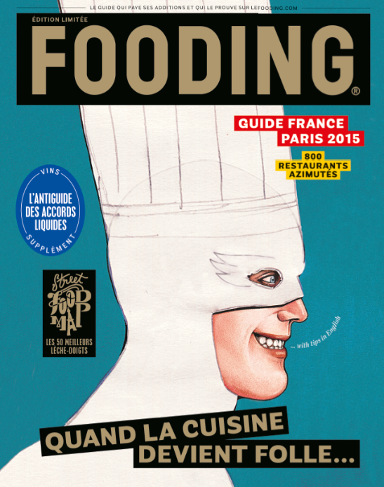 Guide Fooding 2015 ()