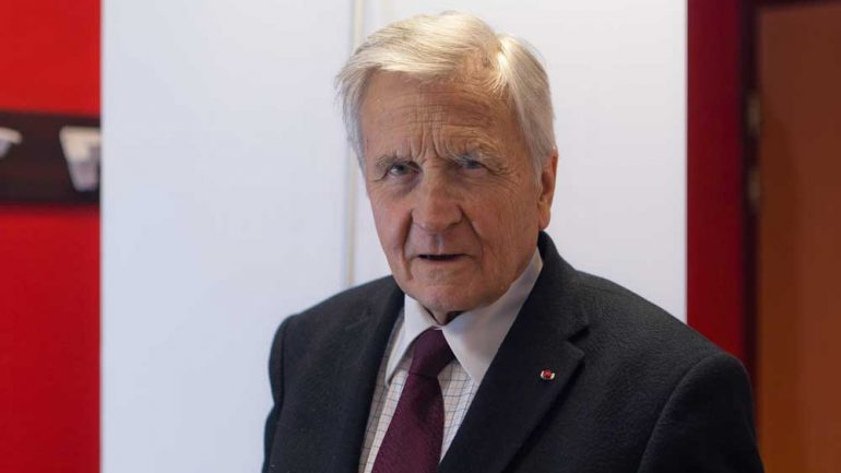 Jean-Claude Trichet ©Tim Douet