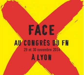 Face au congrès du FN Vigilance 69