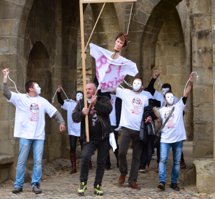 Les pendus de Carcassonne