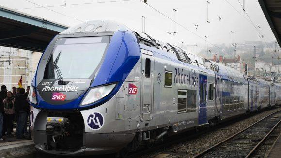Le nouveau TER Regio2N