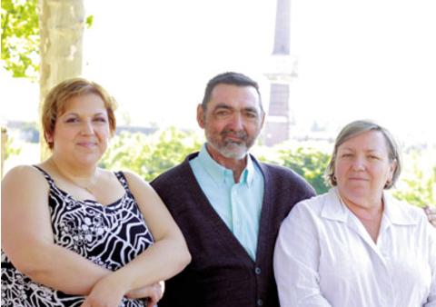 La famille Cervantes