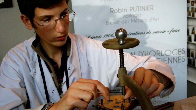 Horloger biennale artisanat