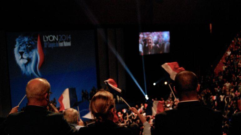 Militants FN novembre 2014