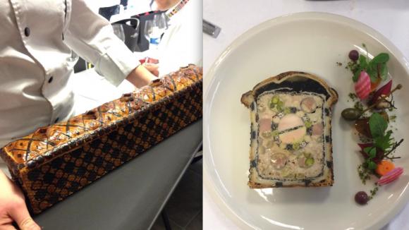 Mondial du pâté-croûte 2014 (Maison Lameloise)