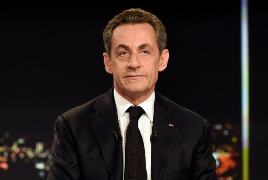 Nicolas Sarkozy en dédicace à Lyon mercredi 20 octobre
