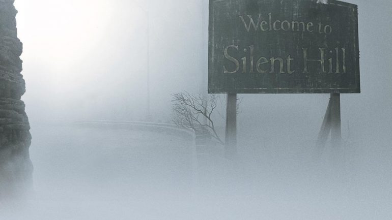 image issue du film Silent Hill
