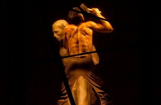 Eifman Ballet Rodin maillet