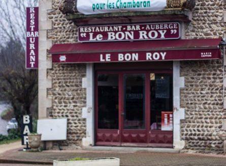 "bar-restaurant ""Le Roy"" à Roybon"