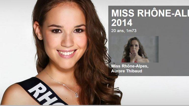 Miss Rhône Alpes