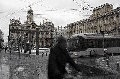 Météo Lyon neige