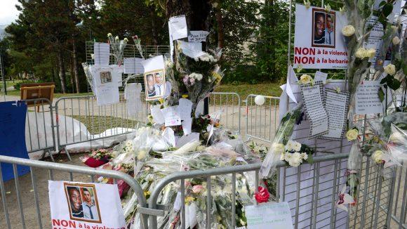 Sofiane et kevin tués le 28 septembre à Echirolles dans la banlieue sud de Grenoble