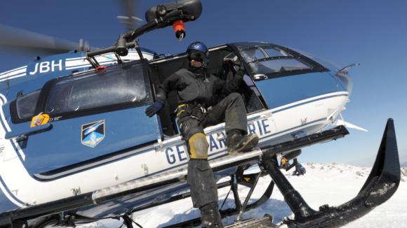 gendarmerie haute montagne