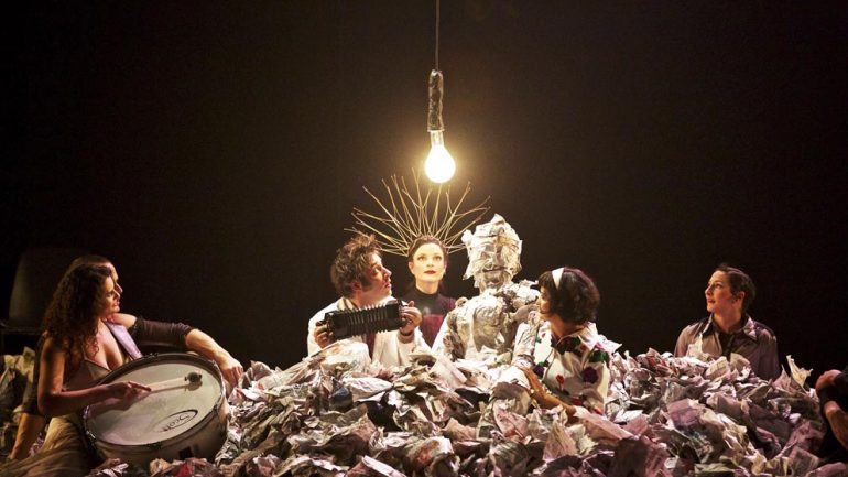 Solvo cirque Bouffon