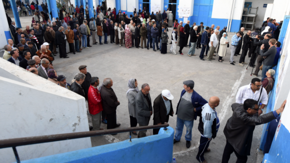 Election présidentielle Tunisie