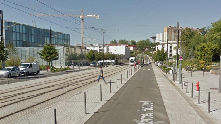 Tramway Vénissieux