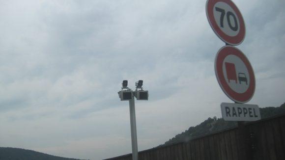 Premier radar-tronçon de France