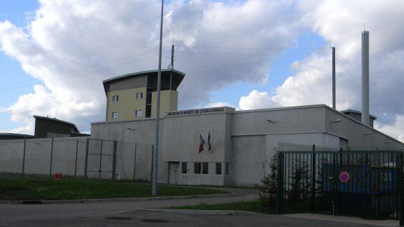 Maison d'arrêt Lyon-Corbas