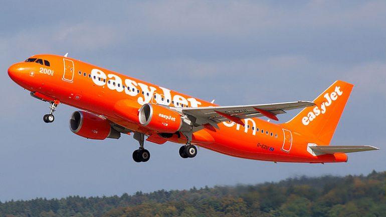 easyjet orange
