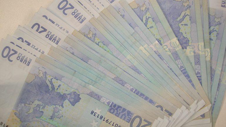 Billets 20 euros