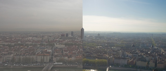 Pollution Lyon double
