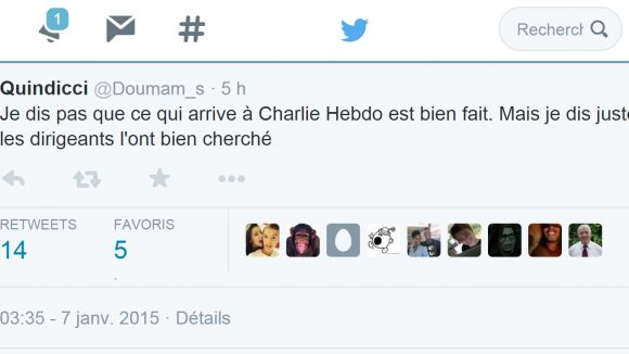 TweetCharlieHebdo