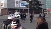 Le centre commercial de la Part-Dieu évacué