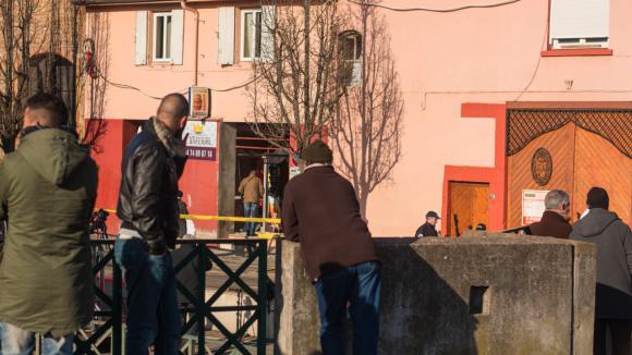 Explosion mosquée Villefranche