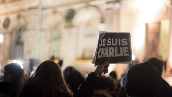 Charlie Hommage 7 janvier 2015