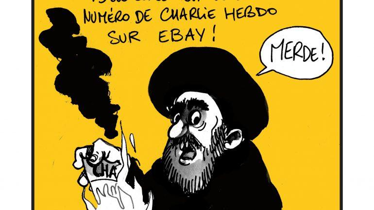 Charlie Héros Une