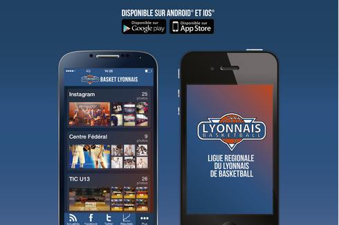 ligue régionale de basket