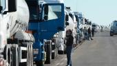 Grève routier