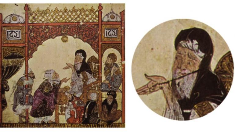 Prophète Mahomet miniature