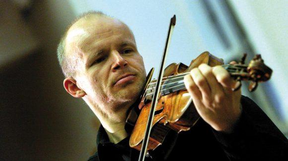 Thomas Zehetmair violon