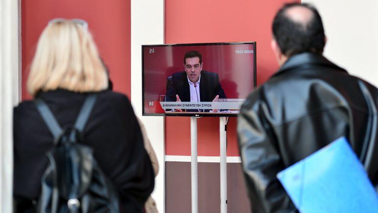 Elections Grèce