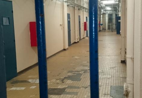 Prison de la Santé (avant travaux)