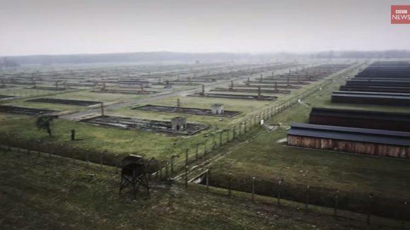 Drone Auschwitz BBC