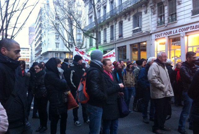 """Manifestation """"Jamais sans toit"""""""