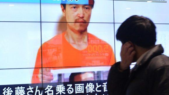 Kenji Goto Japon Etat Islamique