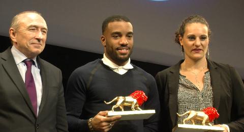 Lions du sport 2014
