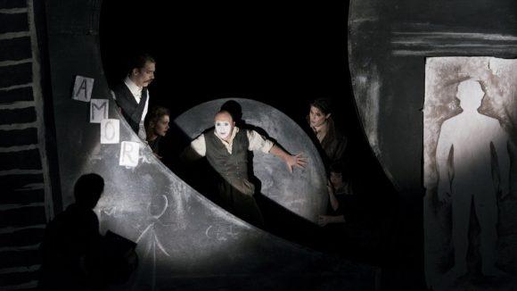 Roméo et Juliette opéra Blacher 1