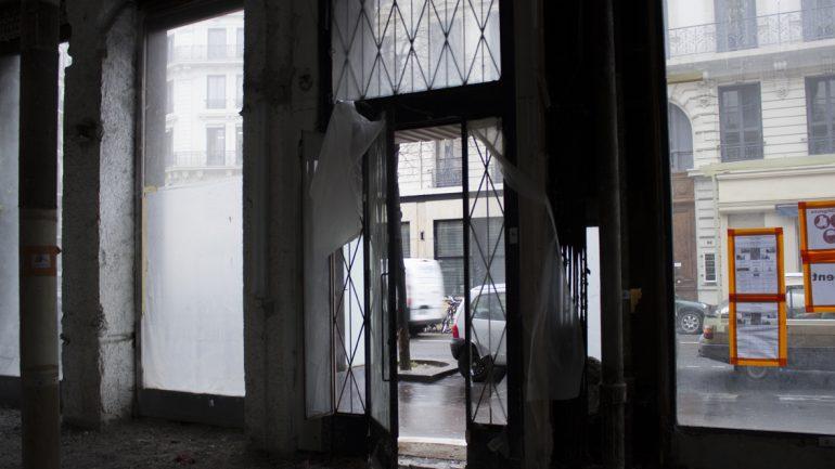 Quartier Grôlée porte ouverte