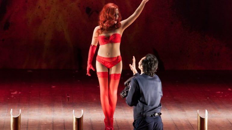 Carmen Olivier Py rouge