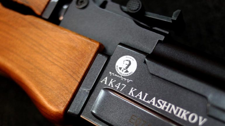Kalashnikov - AK47