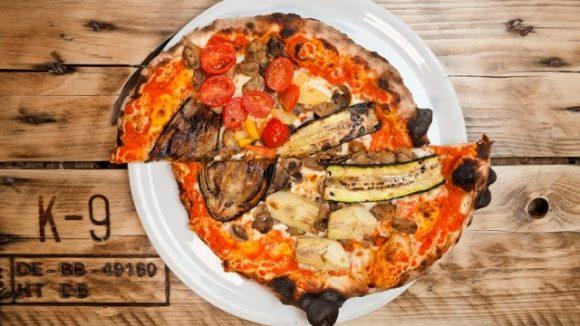 Casareccio pizza