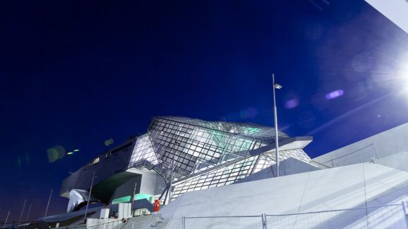 Musée des Confluences 2015
